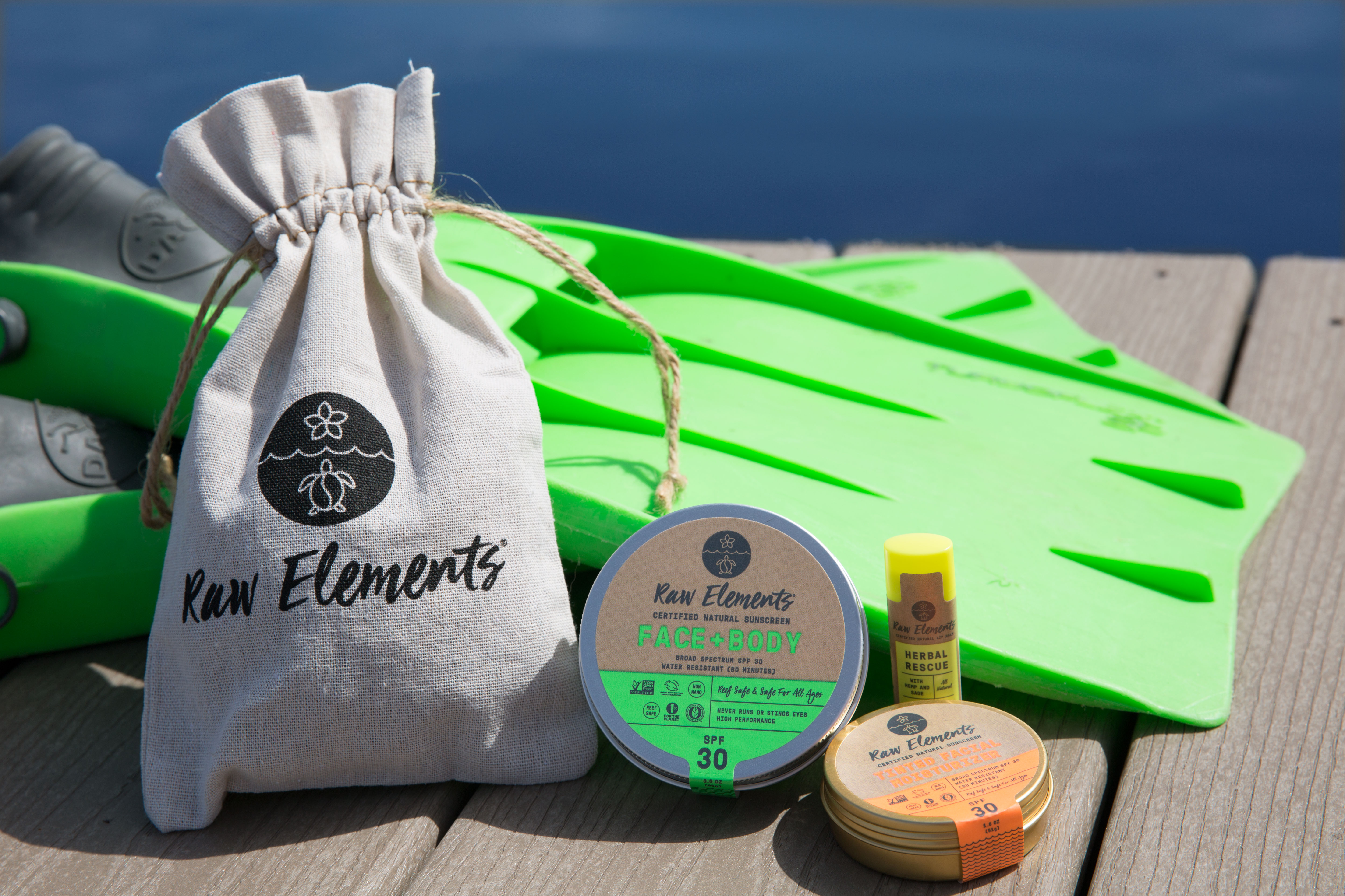 Summer Sunscreen Instagram Giveaway in Partnership with Raw Elements