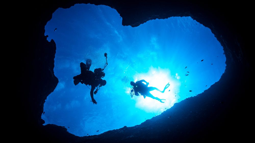 Blue Hole Guam