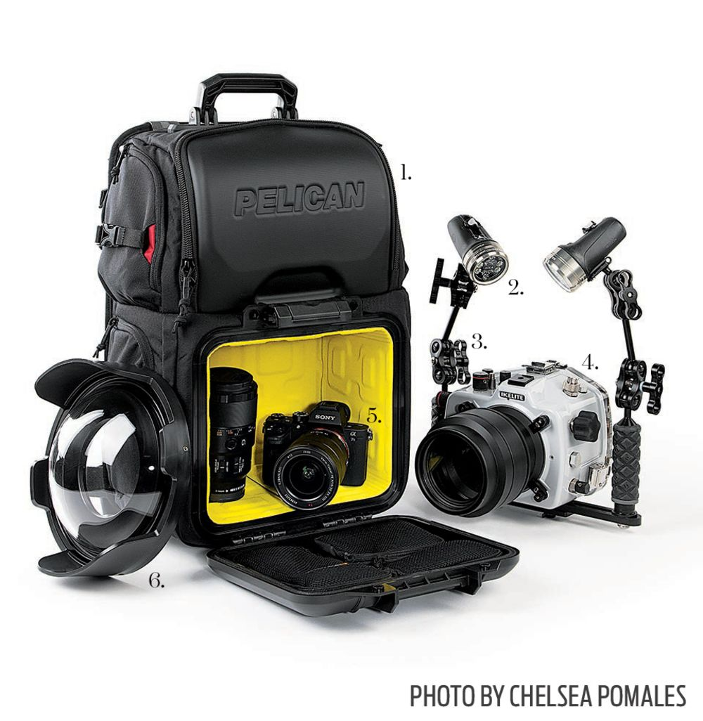 Camera for underwater shooting. Underwater camera - reviews, prices 78