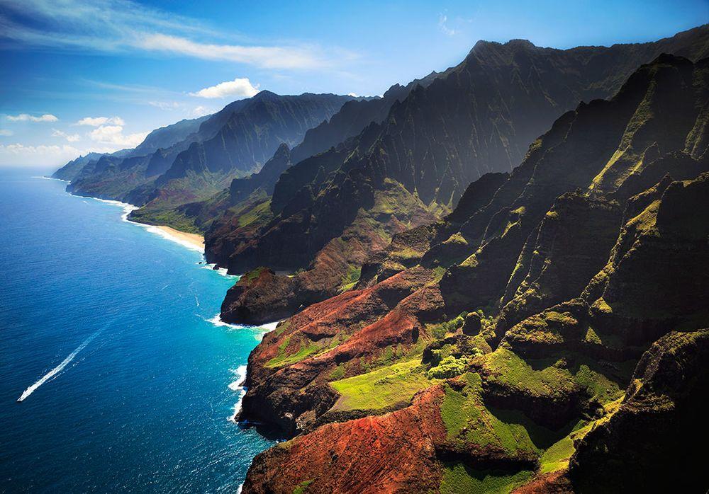 Hawaii Diving Sport Diver - Landforms in hawaii
