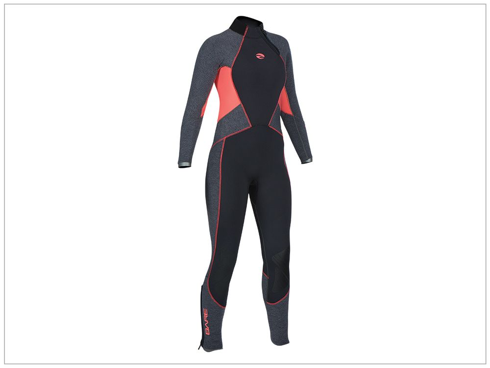 9f203f11c2 scuba diving wetsuit Bare Evoke 5 mm