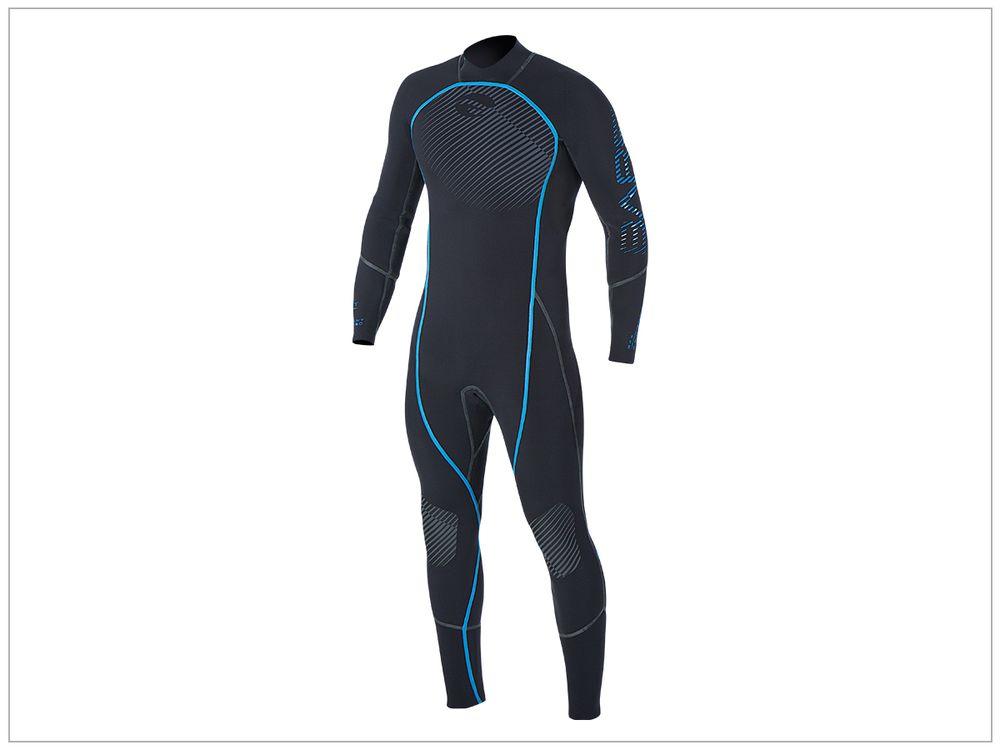 scuba diving wetsuit BARE Reactive 3 mm 5fa93b6d9