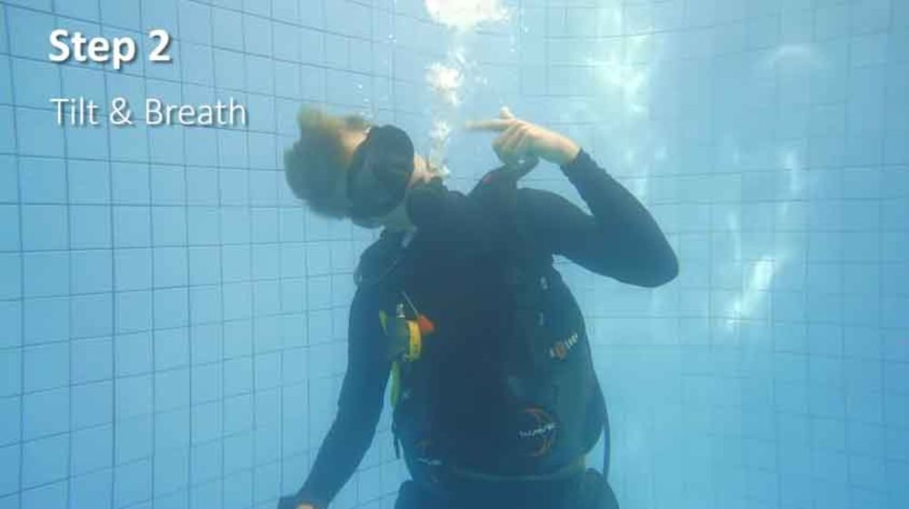 underwater diver to scuba how life rings fb bubble make