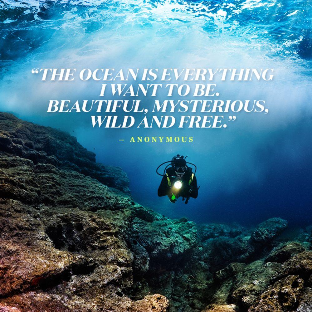 Inspiring Ocean Quotes