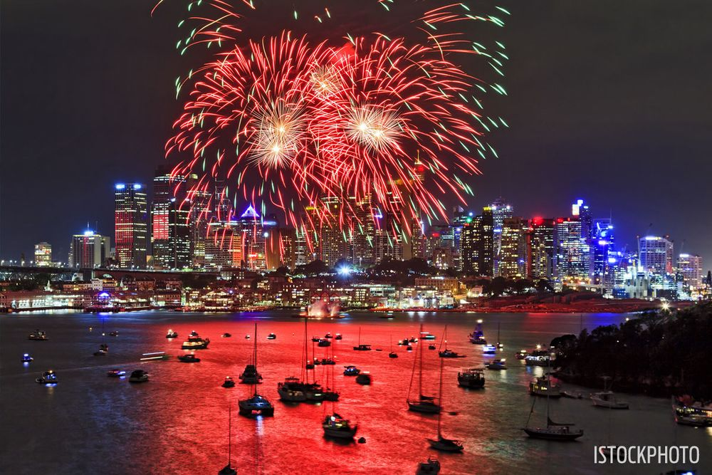 Best Places To Spend New Years Eve