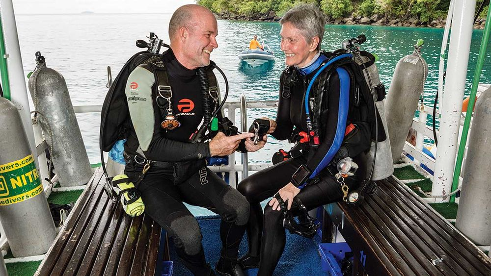 How To Advance Your Scuba Certifications While On A Liveaboard