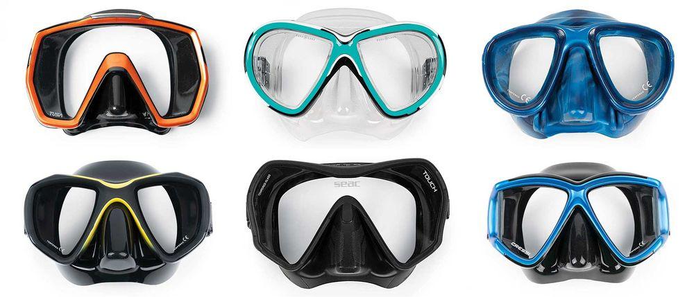 Best Scuba Mask 2020 2019 Scuba Diving Gear Guide | Sport Diver