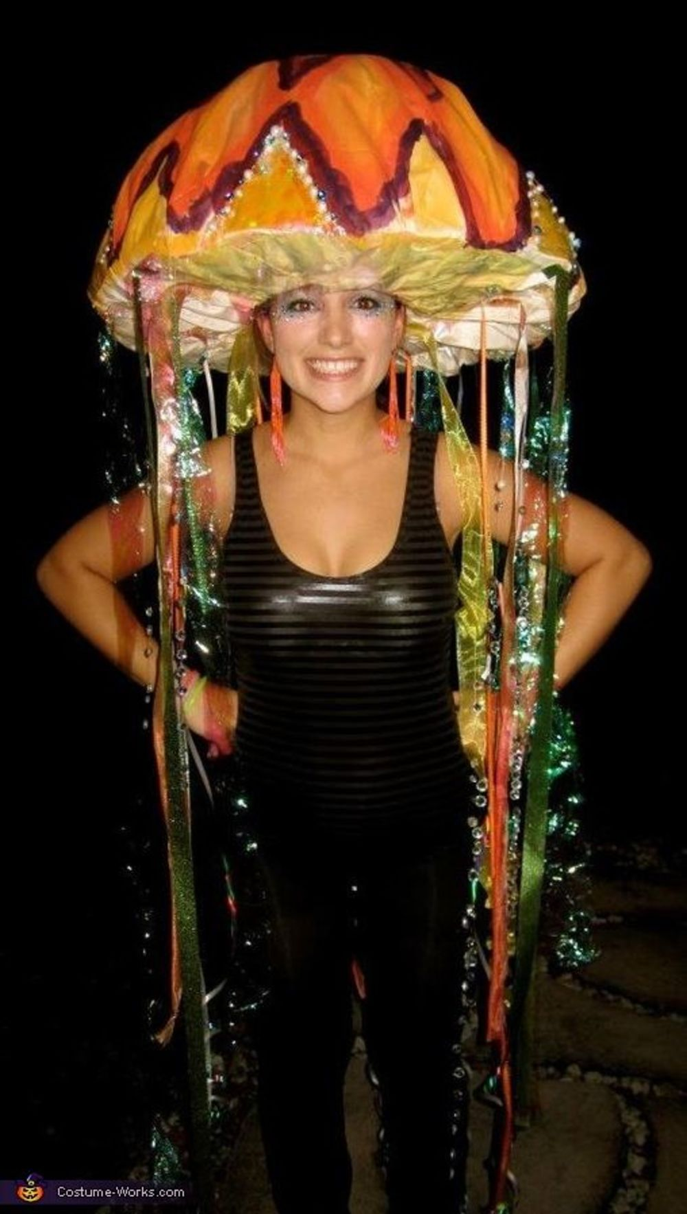 jellyfish halloween costume