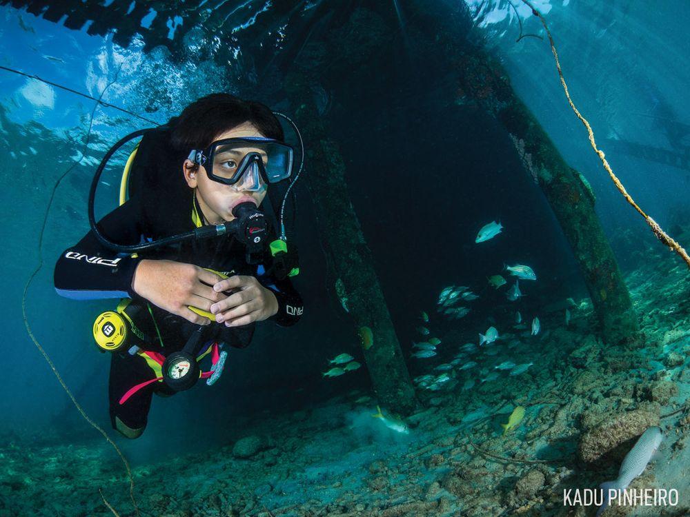 Family Scuba Diving Trips Dive Travel Padi Junior Sport Diver