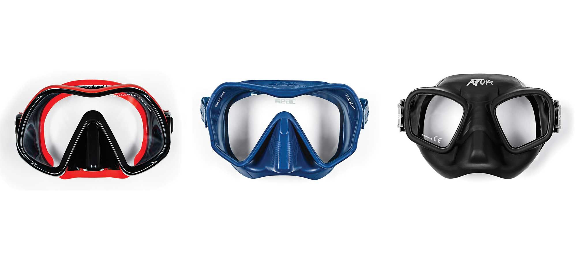 Best Scuba Mask 2020 The Best Scuba Diving Masks of 2018 | Sport Diver