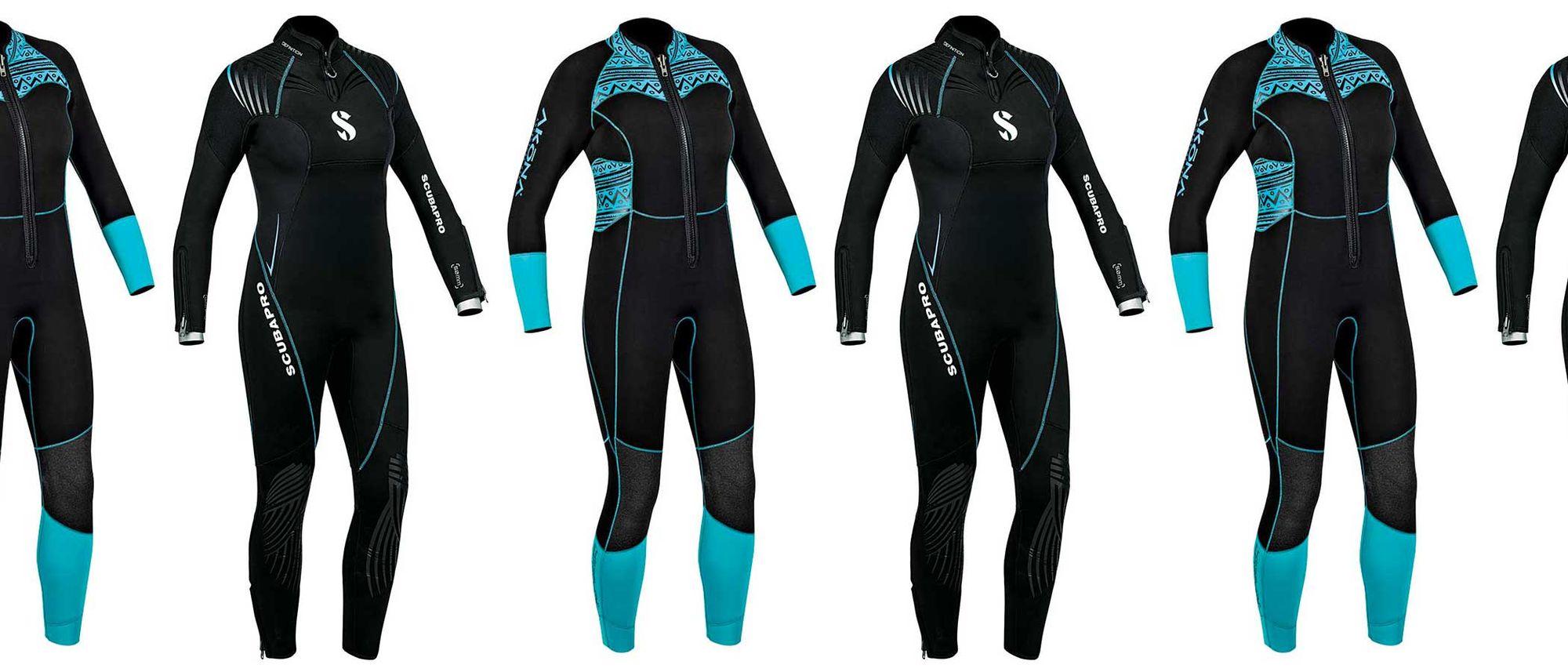 Best Scuba Diving Women's Wetsuits