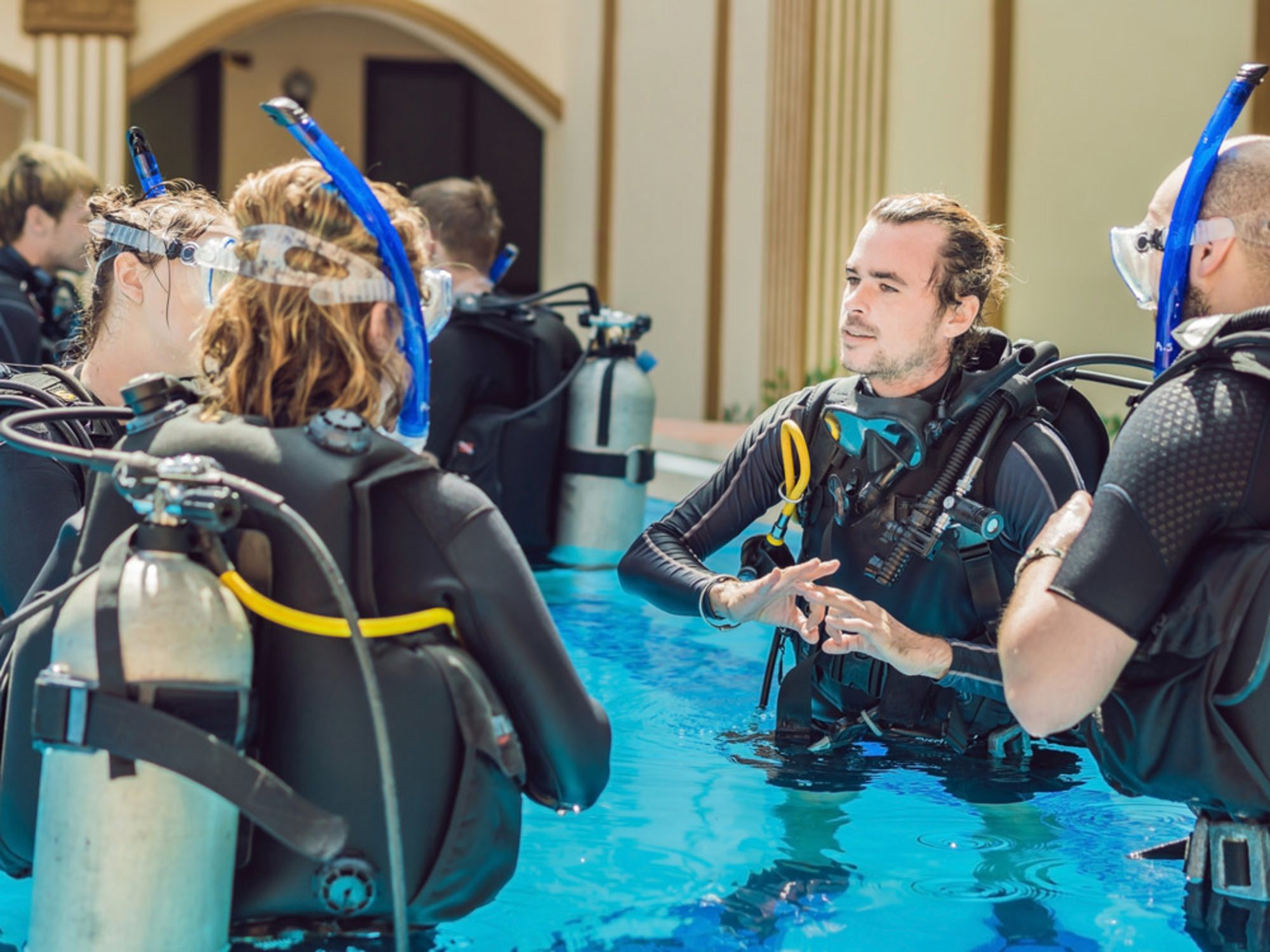 Dive Pros Can Now Become Green Fins Trained for Free