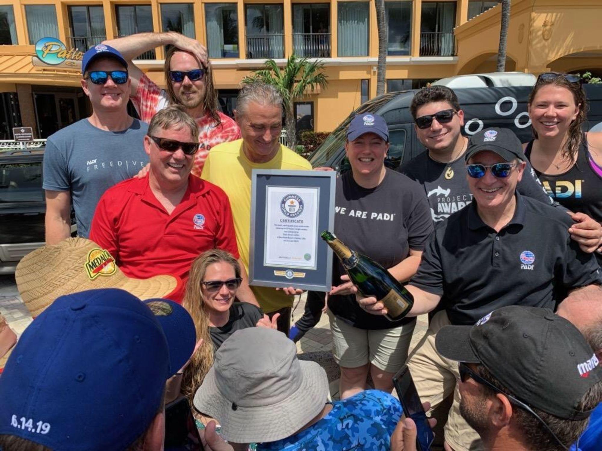 Record-Breaking Ocean Clean-up