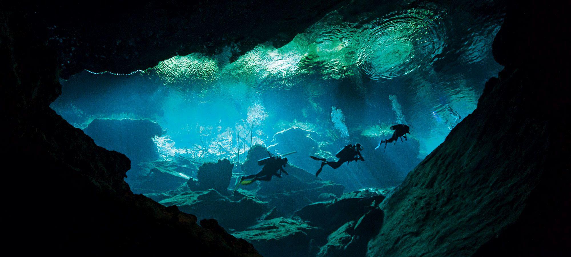 Sport Diver Editors Recall Their First Dive Trip