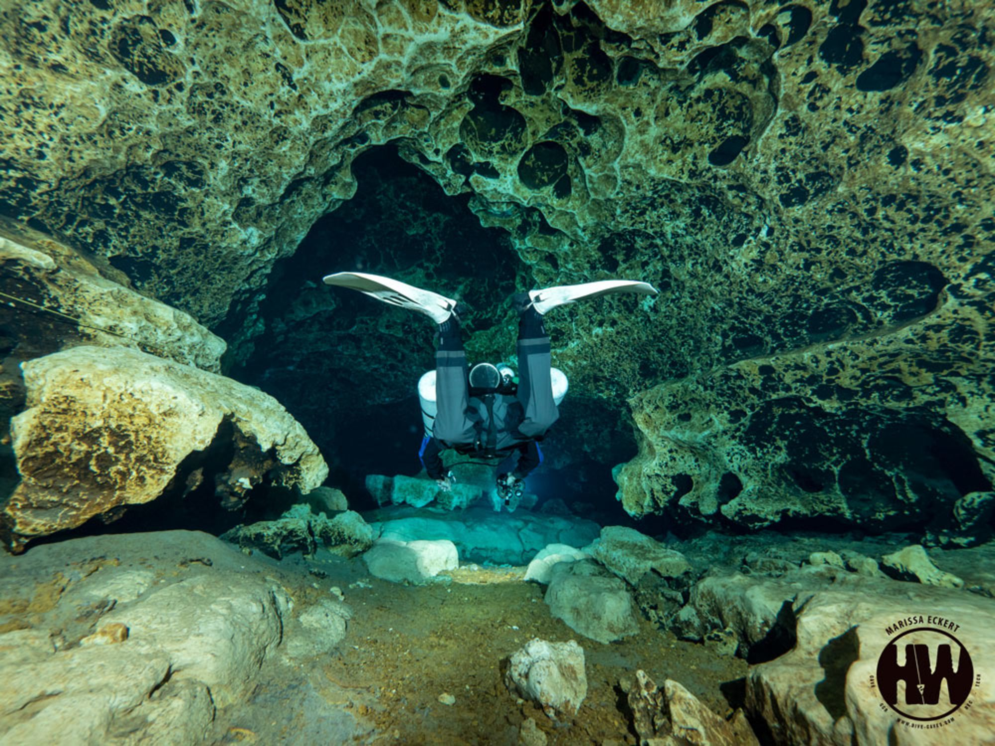 Coolest Cave Dives in Florida