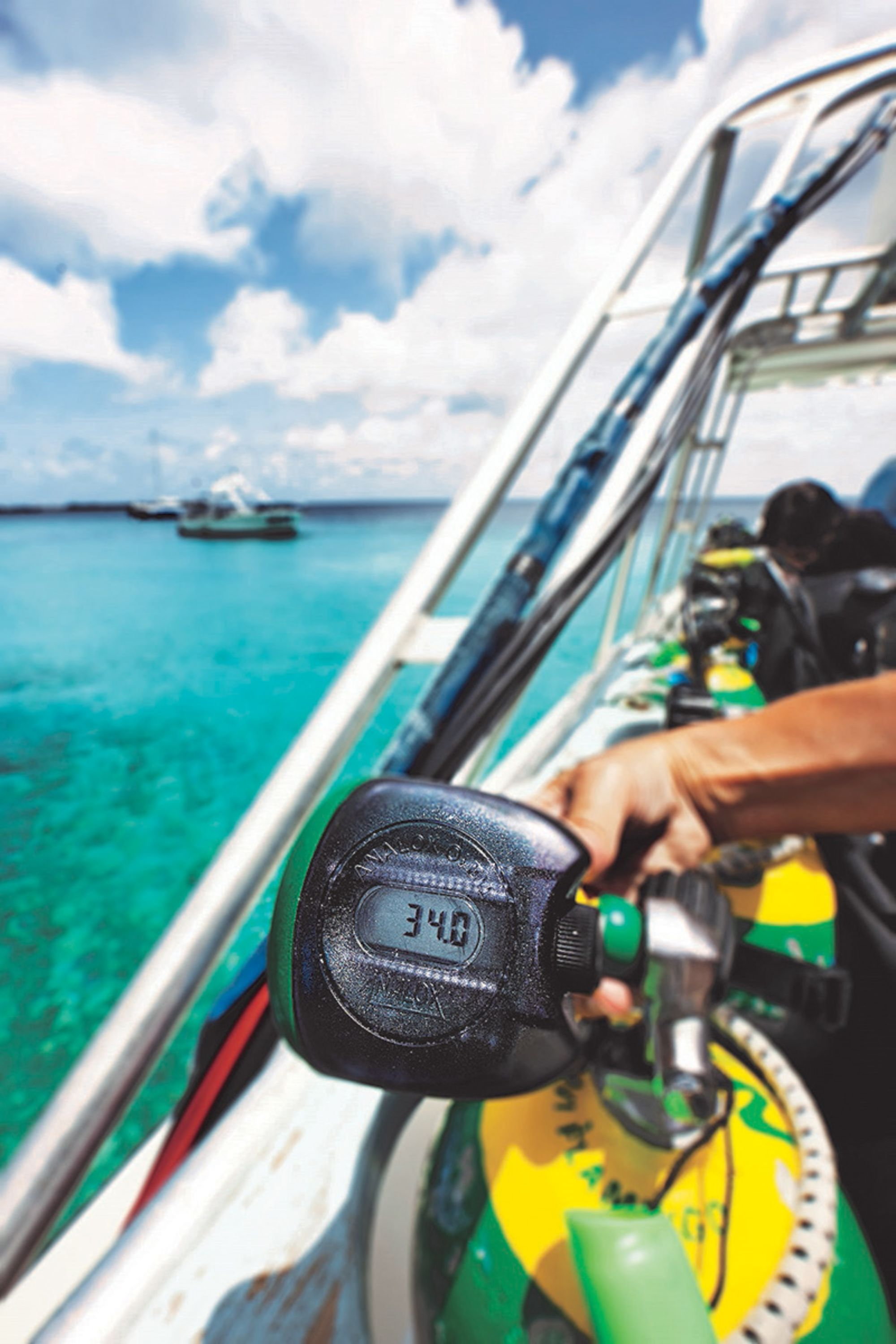 Ask DAN: Can Diving with Nitrox Prevent Fatigue?
