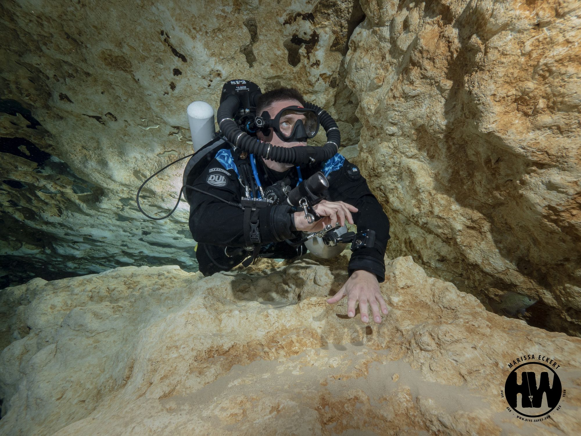 Best Introductory Cave Dives in Florida