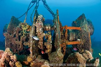 World's Best Locations for Easy Wreck Scuba Diving