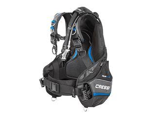 Cress Aquaride Blue Pro BC scuba