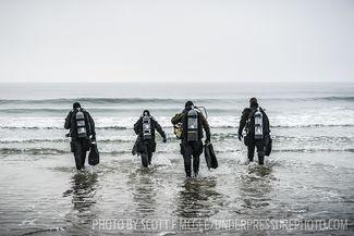 shore diving california scuba