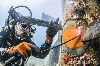 commercial scuba diving
