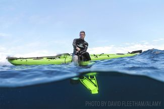 kayak scuba diving hawaii