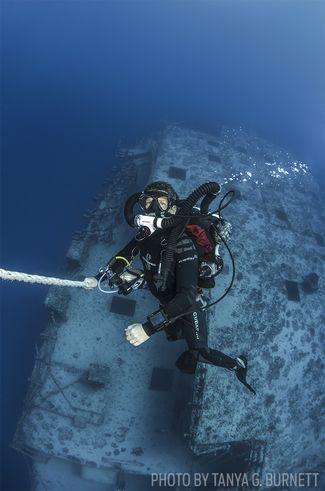 rebreather scuba diving