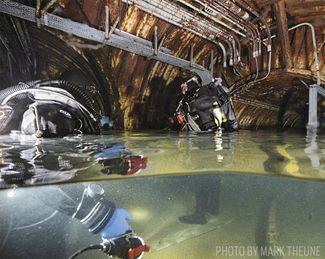 titan missile silo scuba diving