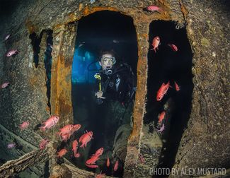 scuba diving wrecks thistlegorm