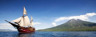 The Most Luxurious Dive Liveaboards Sailing the Seas