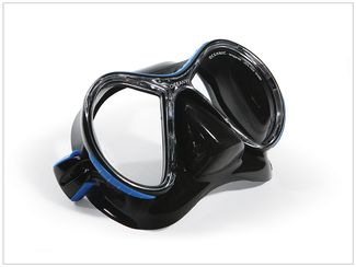Oceanic OceanVu scuba diving mask