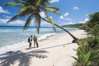 Cane Bay on St. Croix