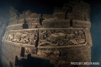 lion city underwater china