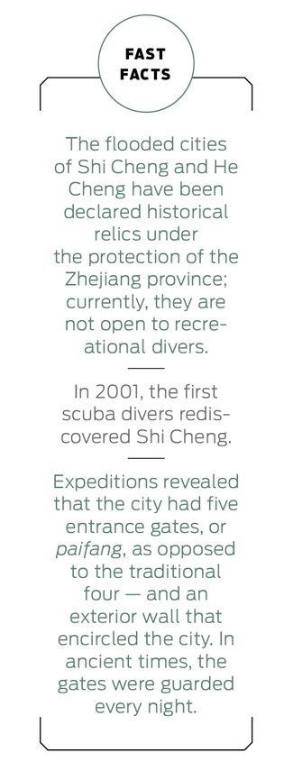 facts qiandao lake