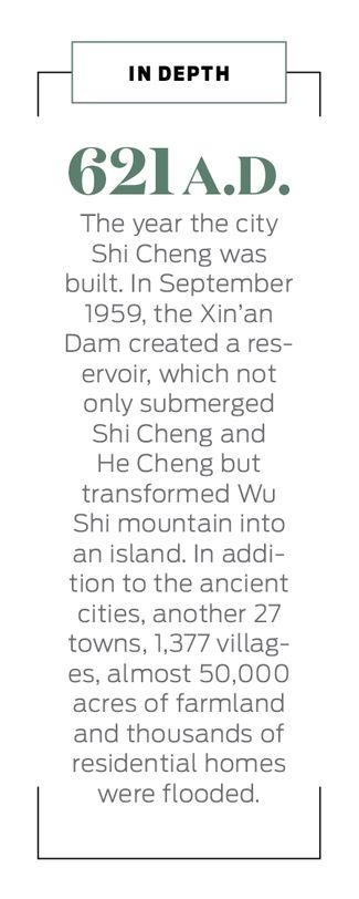 qiandao lake facts