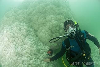 Diving the Dead Sea