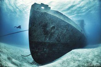 kittiwake wreck dive