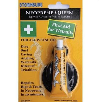Stormsure Neoprene Queen Adhesive and Patches