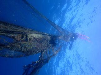 ghost nets Greece