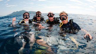 diving liability