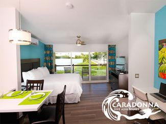 Rooms at the Royal St. Kitts