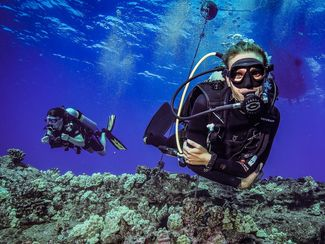 The Benefits of Yoga and Scuba Diving