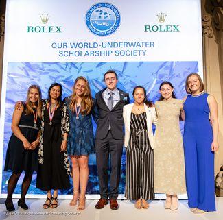 Our World-Underwater Scholarship Society Scholars