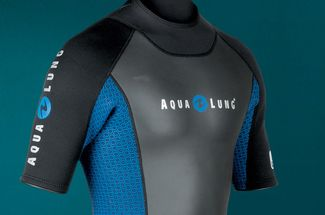 AQUA LUNG HYDROFLEX 2 MM SHORTY