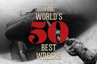 The 50 Best Wrecks in the World