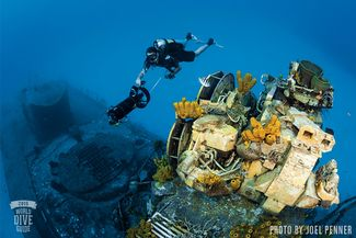 M/V Capt. Keith Tibbetts - Cayman Brac, Cayman Islands