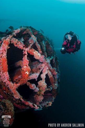 HMCS Yukon - California
