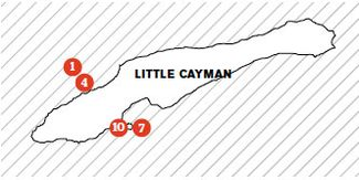 Little Cayman Map