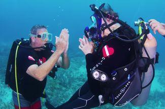 scuba diving nonprofit diveheart