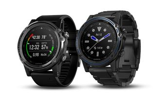 garmin scuba diving computers